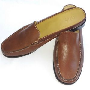 Cole Haan Ryann Leather Mule
